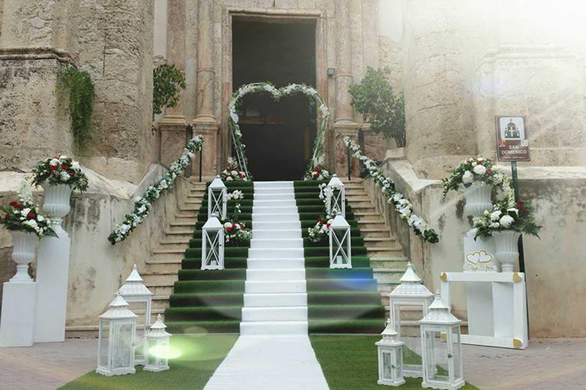 Fiori Chiesa.Di Salvo Fiori Flowers Designer Fiorista Matrimoni Provincia